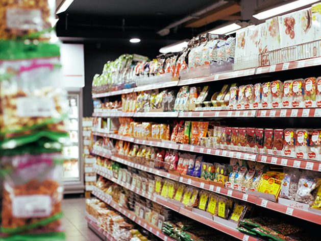 GroupSolver helps mass retailer understand product display and signage