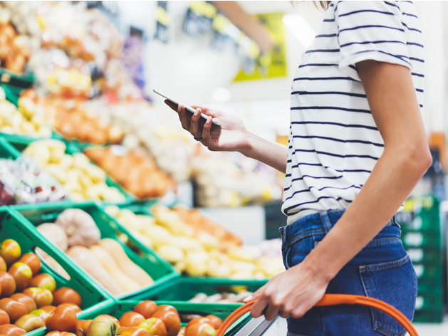 GroupSolver grocery store personalization for gen z blog